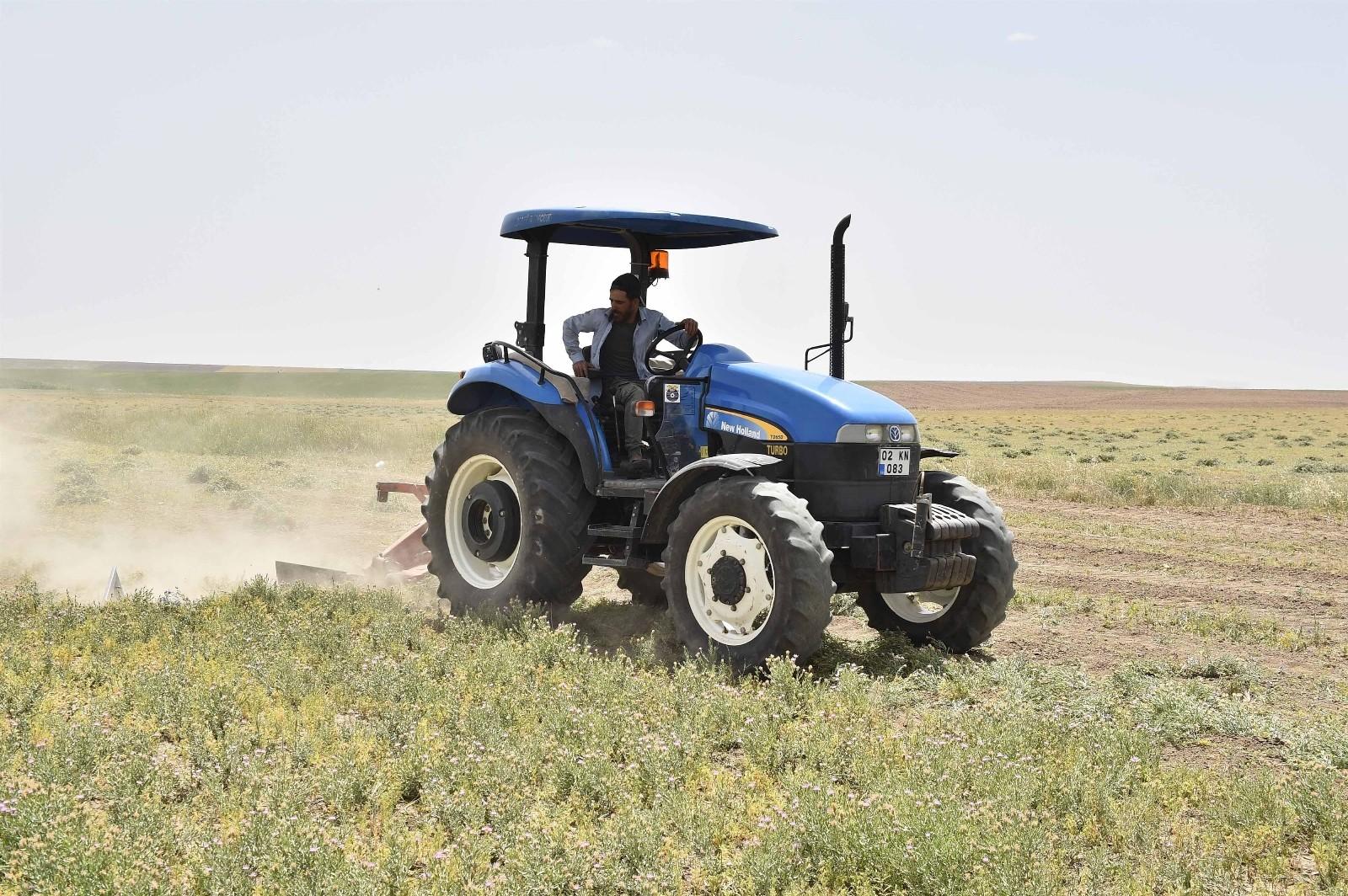 Başkentli çiftçilere akaryakıt ve enerji desteği sağlanacak