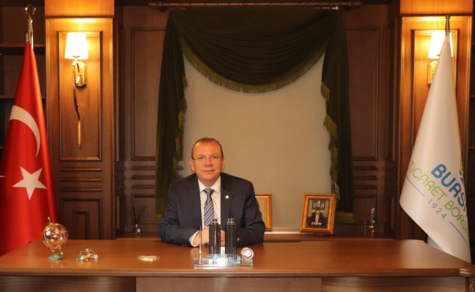 Bursa TB Başkanı Özer Matlı, İslam aleminin kurban bayramını kutladı