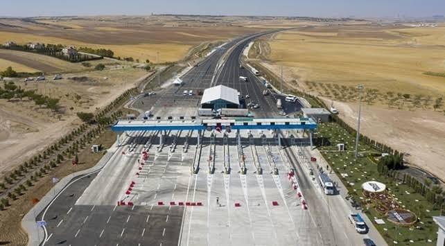 Ankara-Niğde Otoyolu'ndaki indirim sürücüleri memnun etti