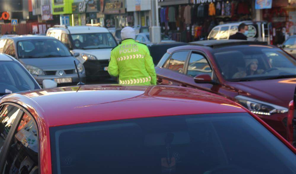 Erzincan'da trafiğe kayıtlı araç sayısı Haziran ayı sonu itibarıyla 62 bin 598 oldu