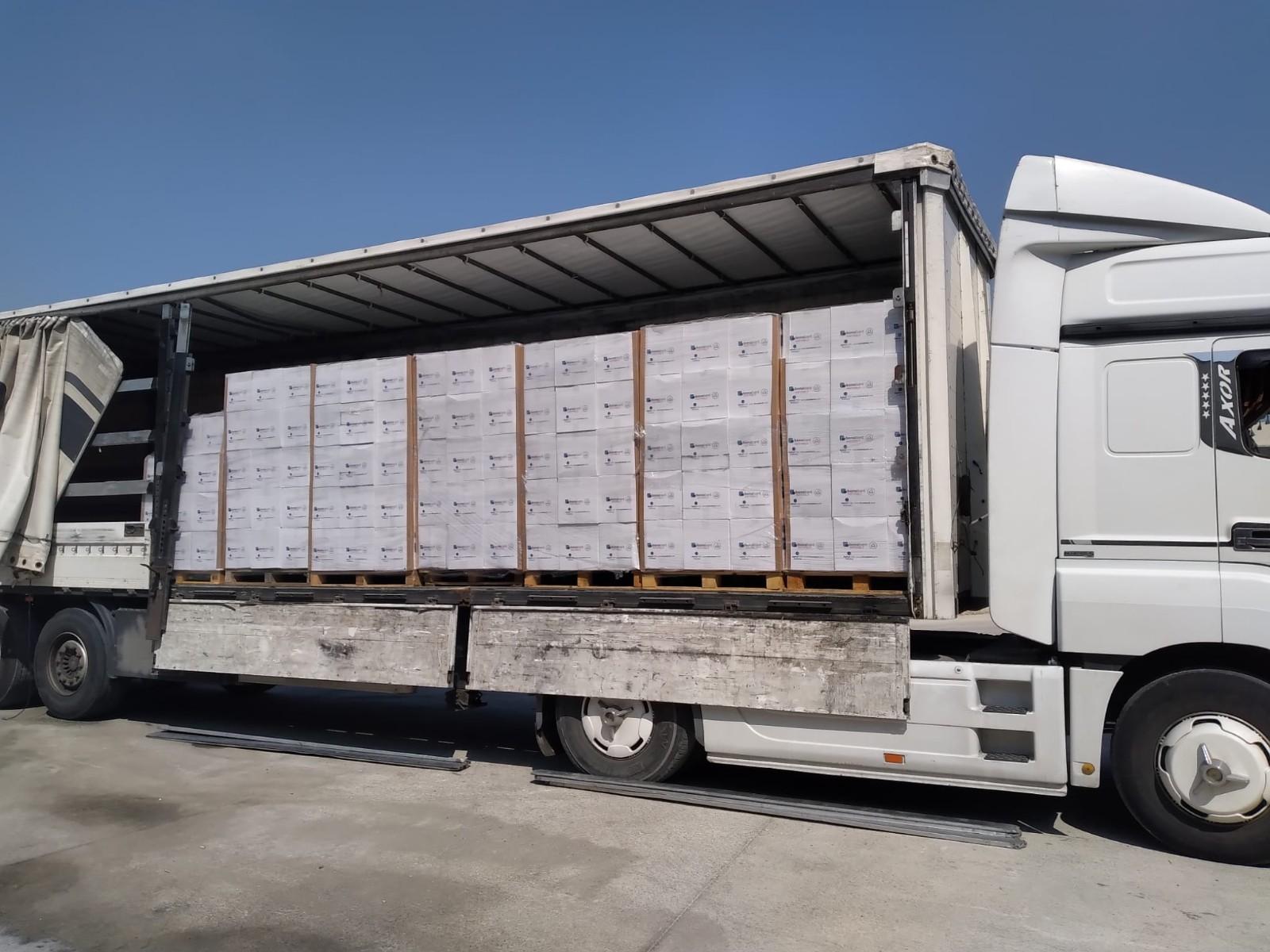 Almanya ihracatına 1 palet ürünle başlayan Bonabant, şimdi konteyner siparişi alıyor