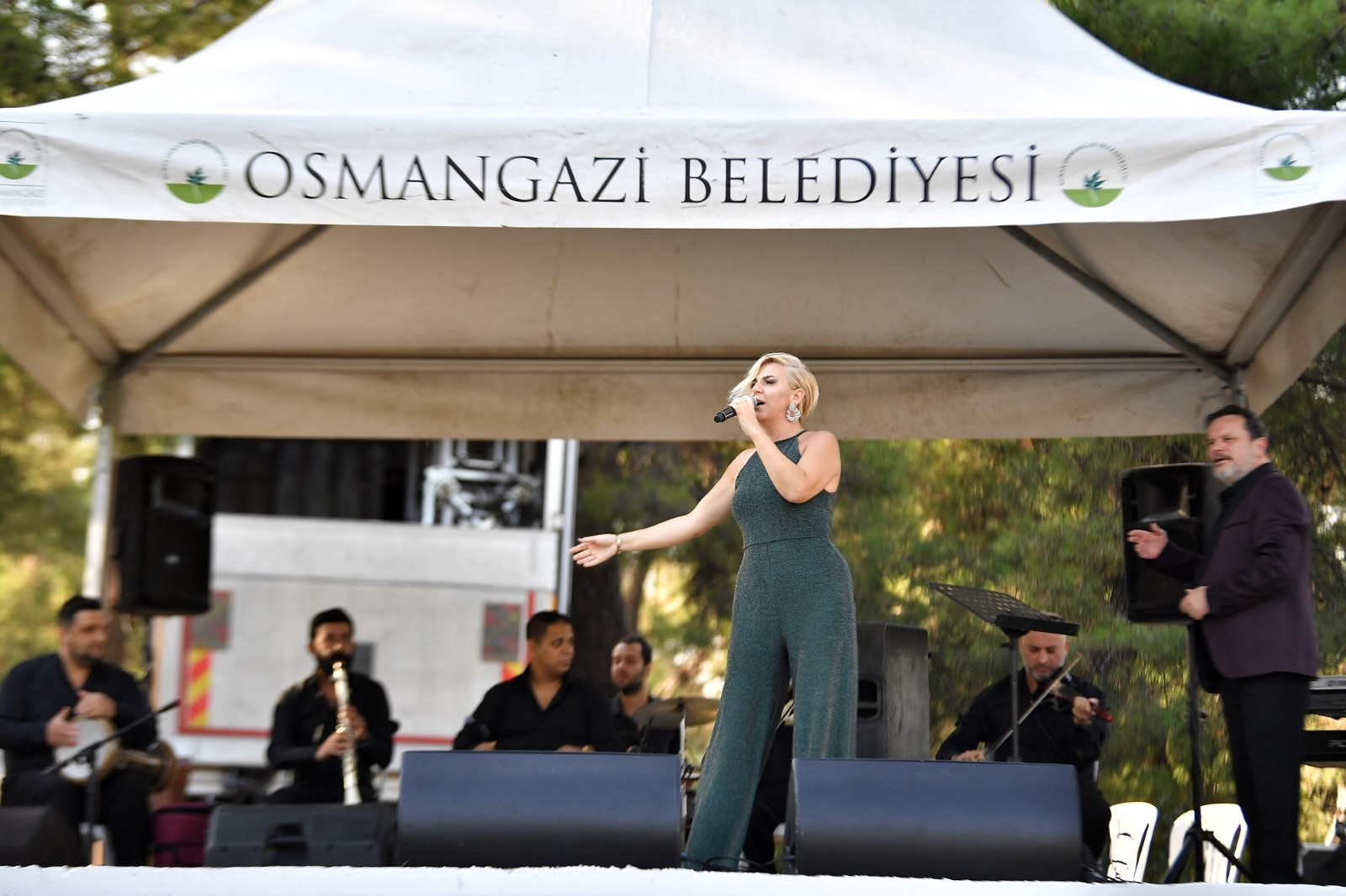 Osmangazi'den 'siyah incir'e yakışan festival