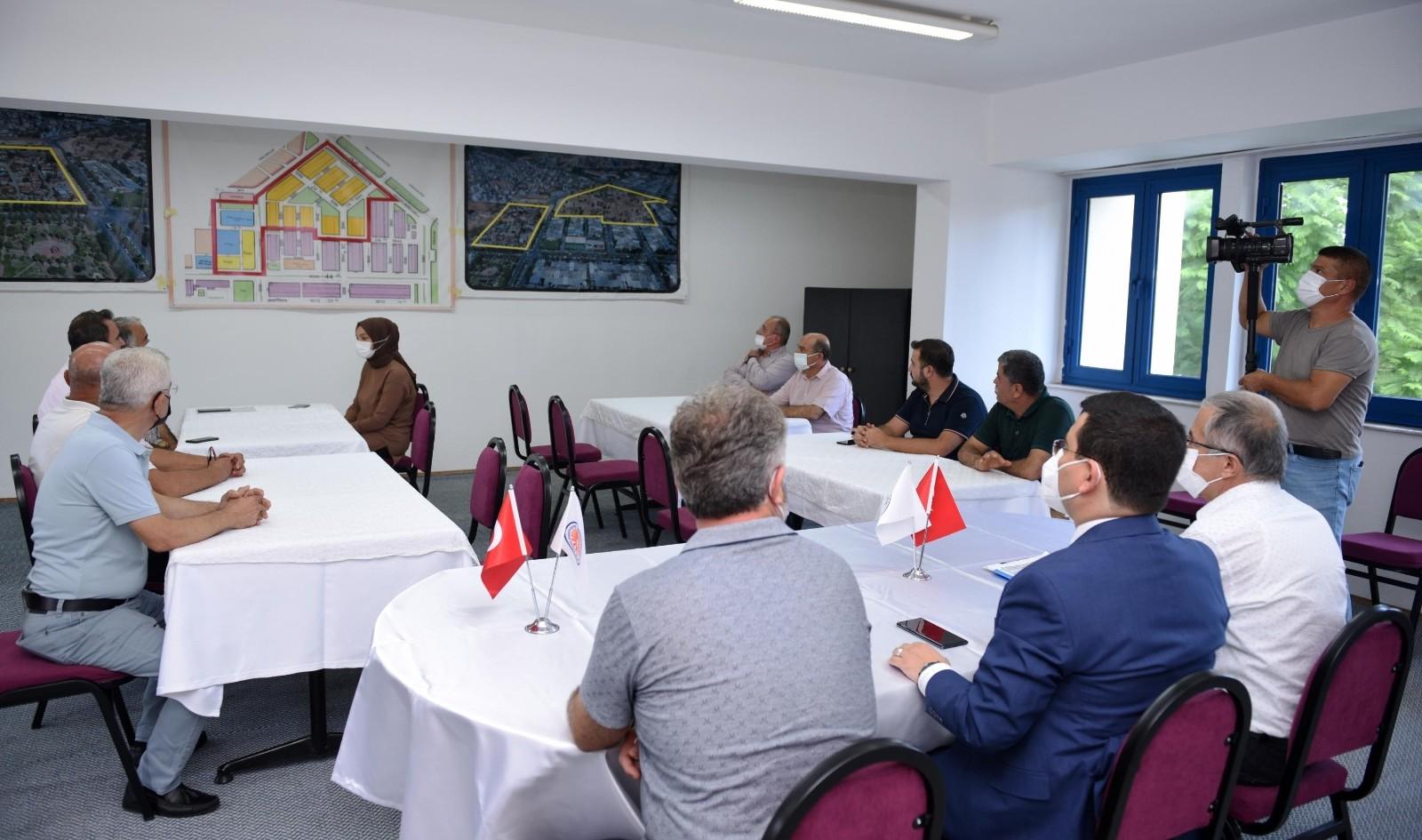 Akdeniz Sanayi Sitesi'nin imar problemleri çözüme kavuşuyor