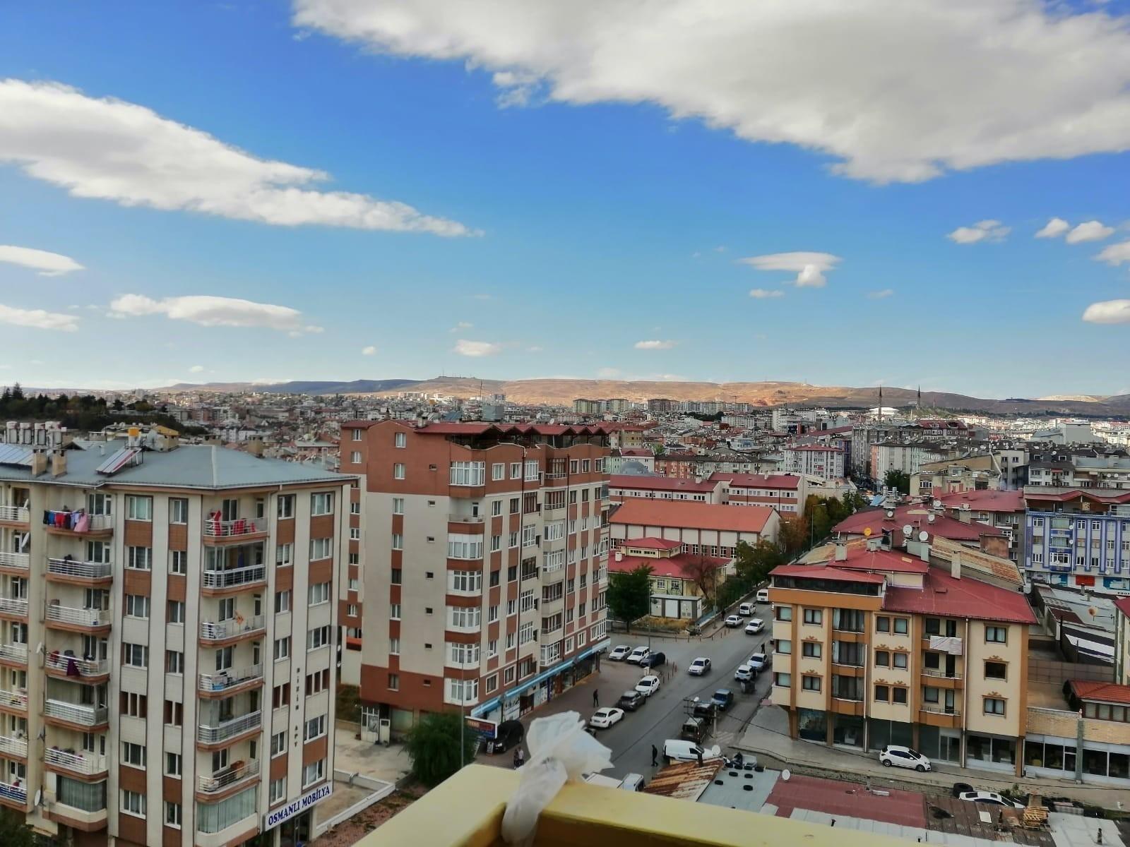 Sivas'ta 8 ayda 4 bin 781 konut satıldı