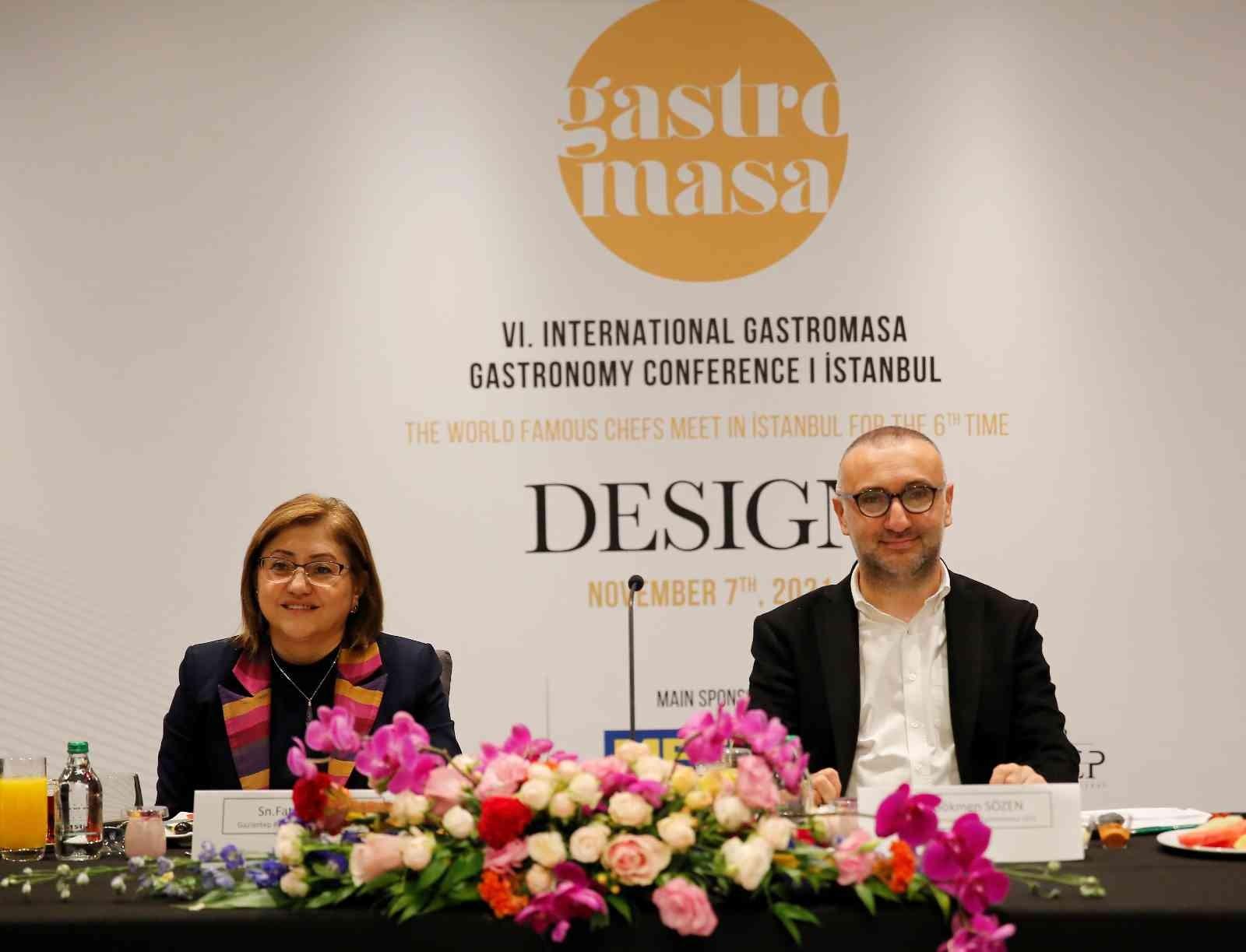Dünyaca ünlü şefler ve yeme-içme tutkunları İstanbul'da buluşacak